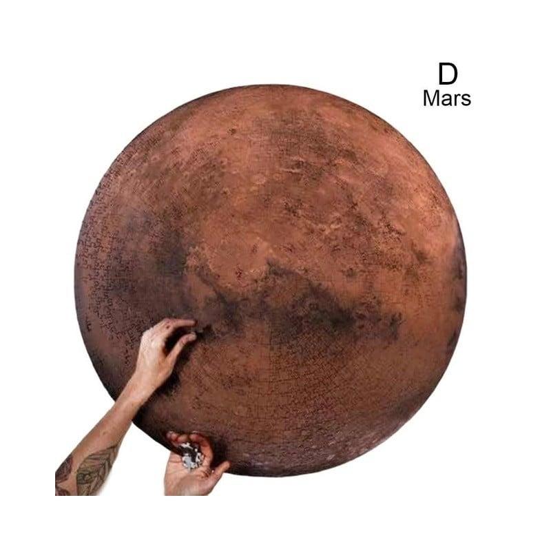 Rompecabezas de la luna y la tierra 1000 piezas difíciles para adultos puzle rompecabezas de juguete juguetes educativos niño...