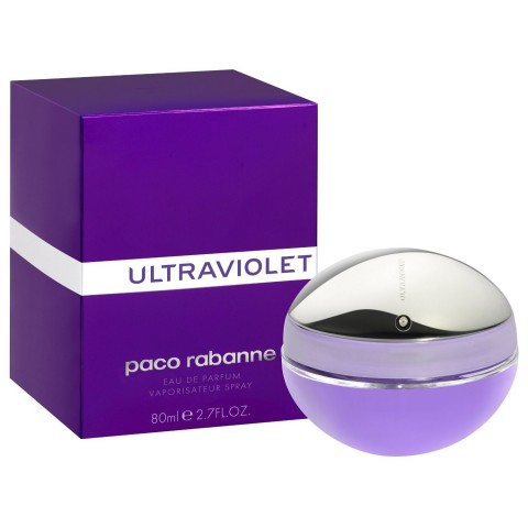 Paco Rabanne Ultraviolet 80ml Mujer Mujer