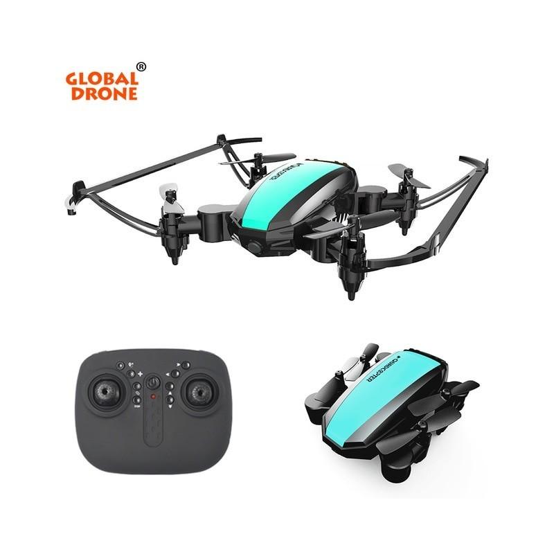 Dron Global GW125 Mini, Drones de bolsillo para niños, helicóptero RC de alta sujeción, Mini Dron, Juguetes, cuadricóptero pe...