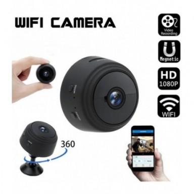Mini cámara IP 1080P visión nocturna videocámara movimiento DVR Micro Cámara deporte DV Video pequeña cámara remota Monitor telé