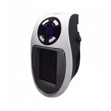 Mini calentador eléctrico portátil de 220V y 500W, radiador de pared, calefacción práctica, para el hogar y la Oficina