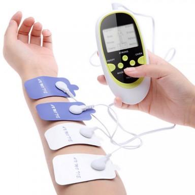 Masajeador con electrodos