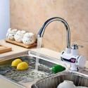 Monomando para Cocina Eléctrico con Calentador de Agua Hogar