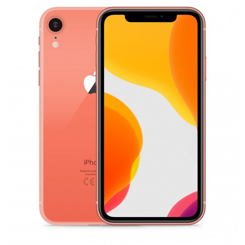 Iphone XR 64GB Coral Celulares