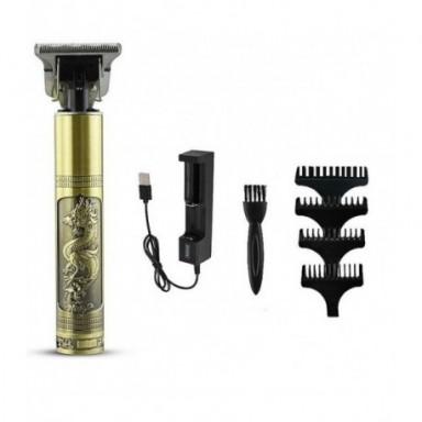 Cortadora de pelo profesional, cortadora de cara corporal, cortadora de pelo eléctrica para hombres, afeitadora de barba sin cab