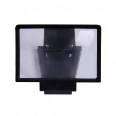 Gran oferta, lupa Universal, amplificador HD de pantalla de película 3D para soportes y soportes de teléfonos inteligentes