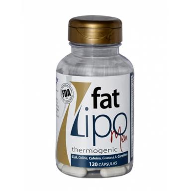 Lipo Fat Men 120 Caps-Scientific Body