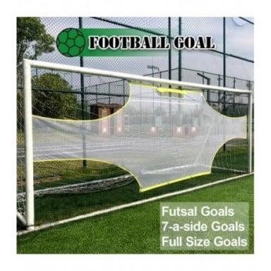 Balón de fútbol portátil para niños y estudiantes, herramienta de Entrenamiento de fútbol para práctica de tiro de fútbol de 11