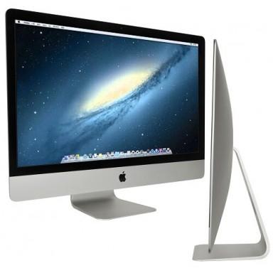 Apple iMac 27 Desktop Intel Core i7 3.4GHz 16GB RAM 768GB SSD MD096LL