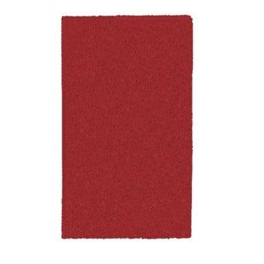 Alfombra Poliester Yagan 133x180 Rojo