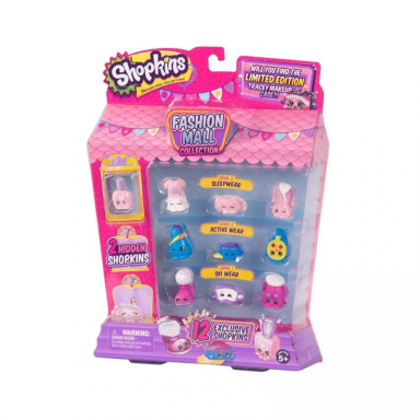 Shopkins Season 7 Fashion Mall Collection / 56615