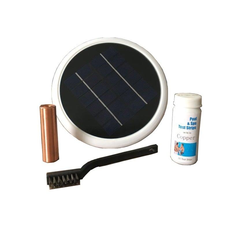 Ionizador solar para piscina Piscinas