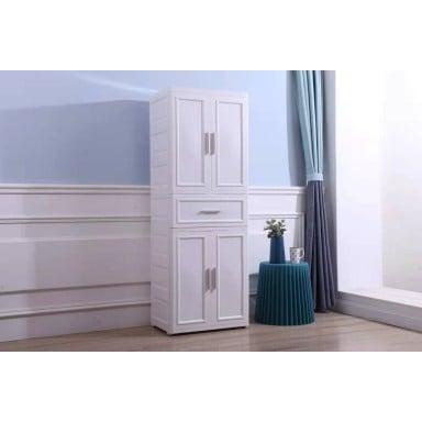 Closet Organizador Comoda 3 Niveles Blanco RXC8878