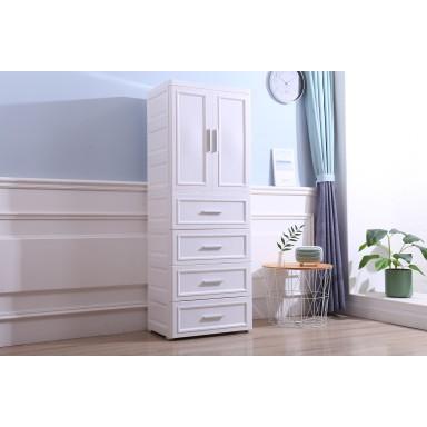 Closet Organizador Blanco 5 Niveles RXC8877