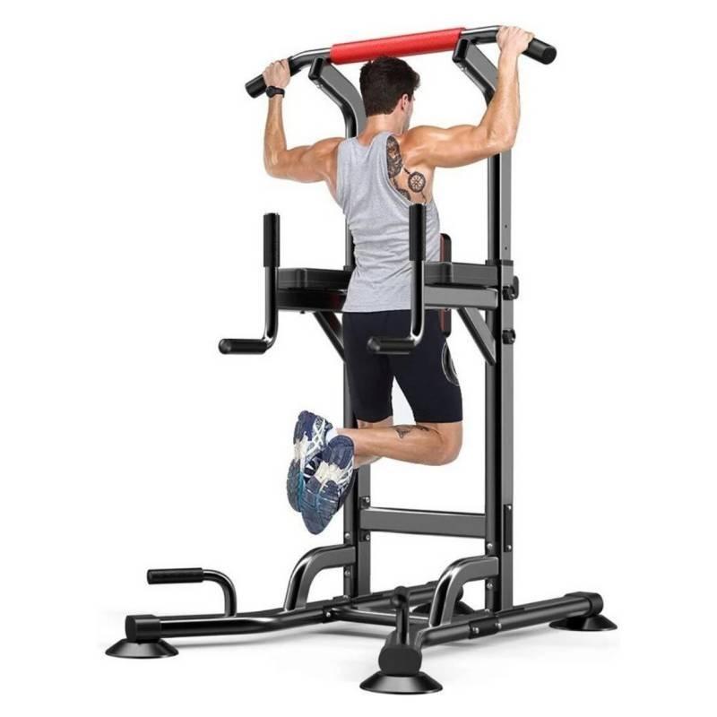 Barra Torre Multifuncional De Ejercicios Fitness Deporte