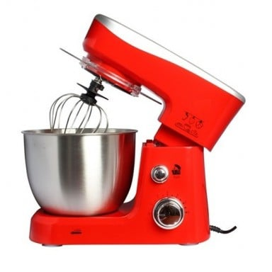Batidora Pedestal Top Cooking Multifunction Roja