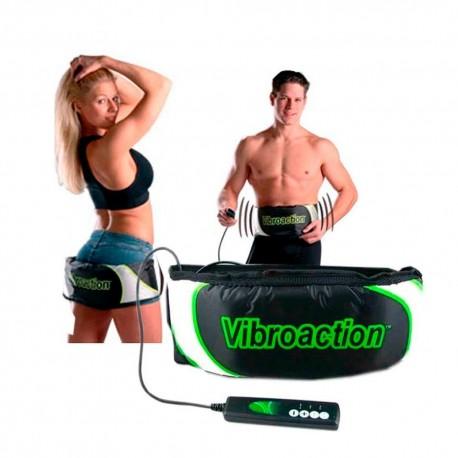 Cinturón abdominal vibroaction Inicio