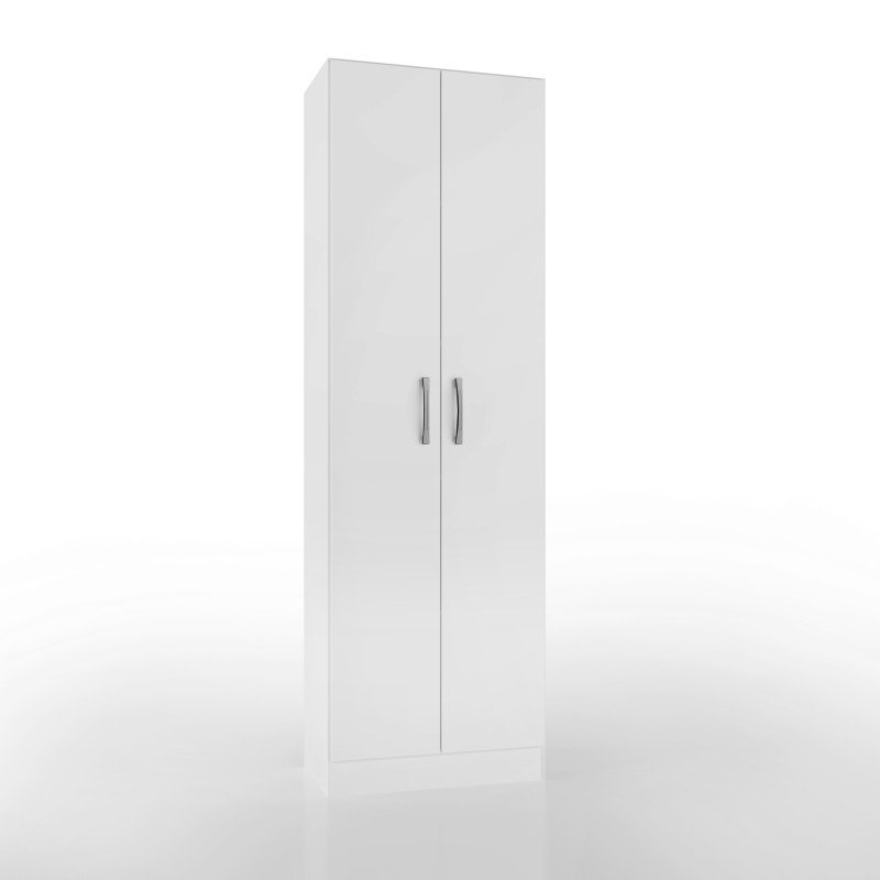 Mueble Multiuso Blanco 1,74 x 0,55mts Muebles