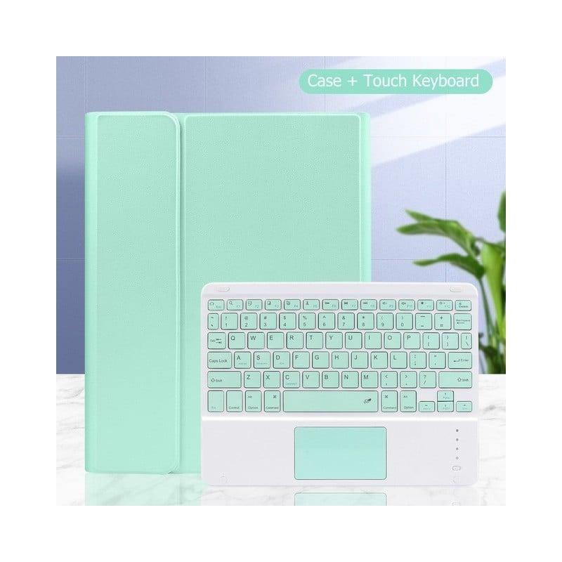 Para iPad 7th 8th generación caso con teclado para iPad 10,2 caso Pro aire 4 2020 4 10,9 2 9,7 3 Caso con lápiz titular