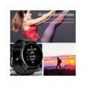 LIGE-reloj inteligente para hombre, accesorio de pulsera resistente al agua IP67 con pantalla completamente táctil, Bluetooth y