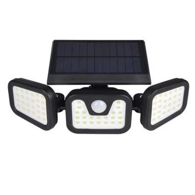 Foco solar 74 led