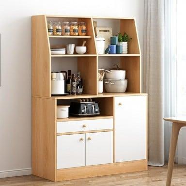 Mueble Organizador Hogar Oak