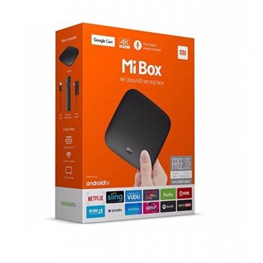 Xiaomi Mi Box S EU  4K HD Dolby Audio