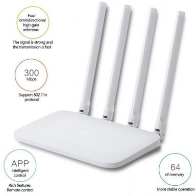Xiaomi Mi Router4C White 300mpbs