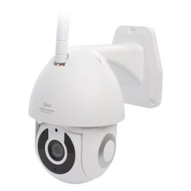 Camara IP de Seguridad PTZ Head-Vison-Blanco M Lab