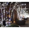 100 luces led tipo guirnaldas Hogar