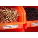 Organizador de herramientas de 30 piezas para pared Hogar