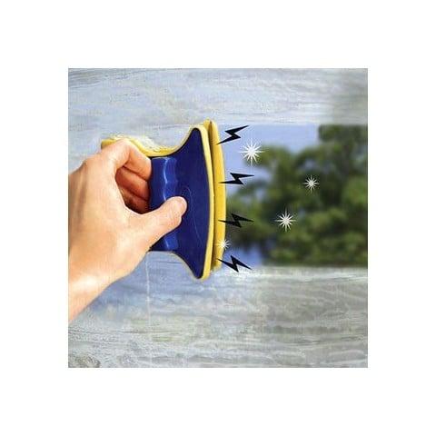 Limpiador de Vidrios Magnético Hogar