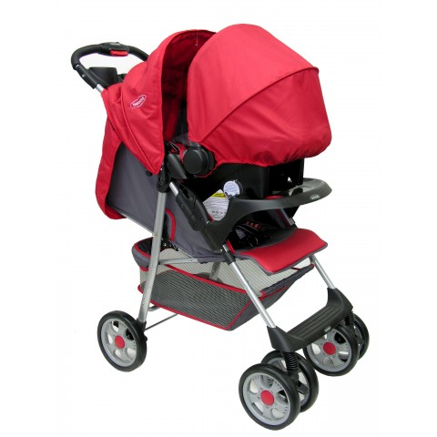 Coche Travel E100 Bebés