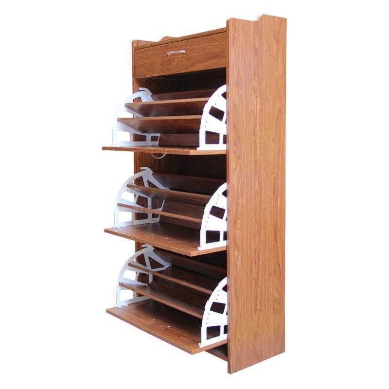 Mueble zapatero 27 pares - Muebles de zapatos ...