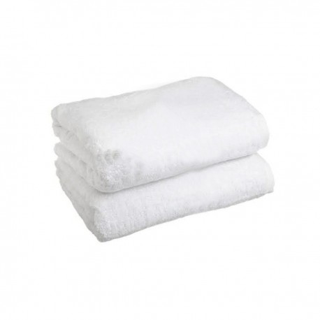 Pack 2 toallones sabana 100% algodon egipcio