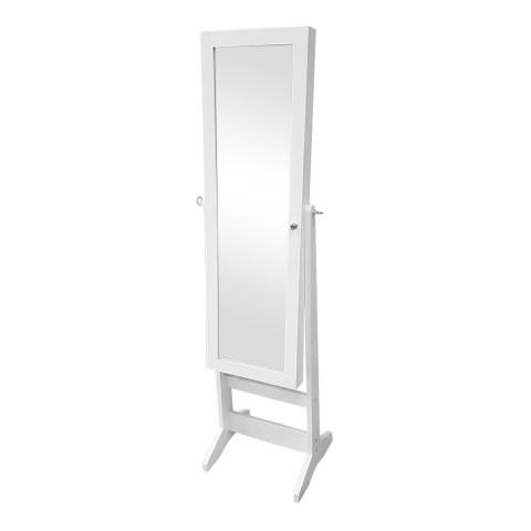 Mueble Espejo Joyero Blanco Muebles