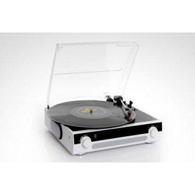 Tocadiscos Contemporaneo 3 Velocidades + Grabador a MP3