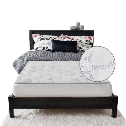 Cubre colchón de Lavanda Cubre Colchones