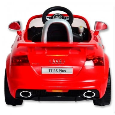Audi TT RS color Rojo