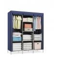 Closet de tela armable en color a elección Muebles