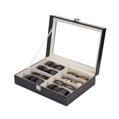 Organizador para 8 o 12 lentes