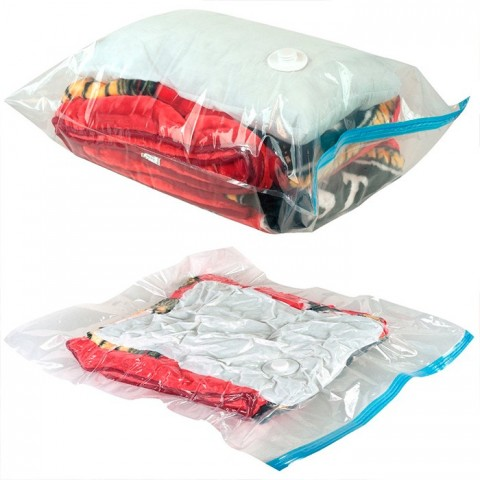 Pack de 5 bolsas al vacío Hogar