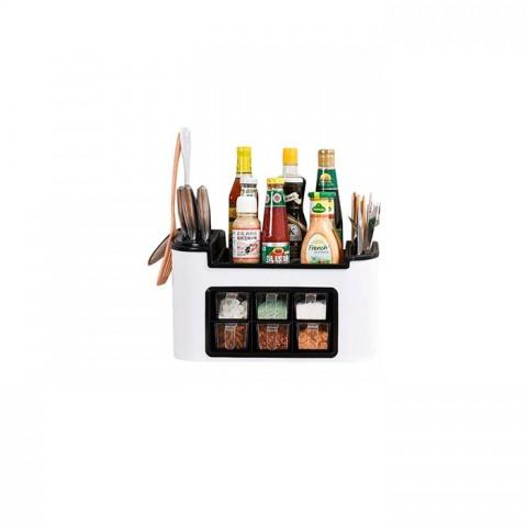 Organizador para especias y utensilios de cocina Hogar