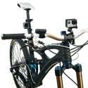 Soporte de bicicleta o moto para Gopro Inicio