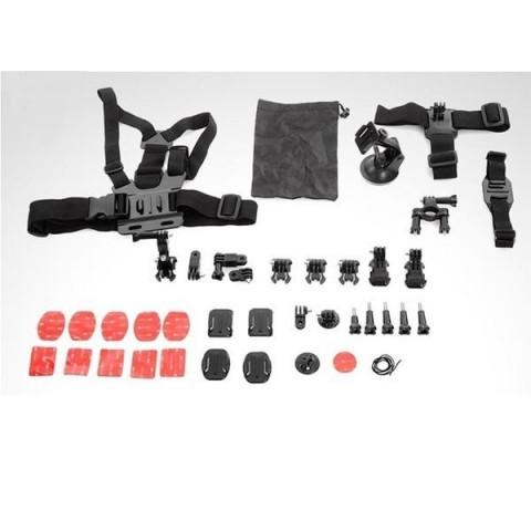 Kit de accesorios para Gopro 33 en 1 Tecnología & Audio