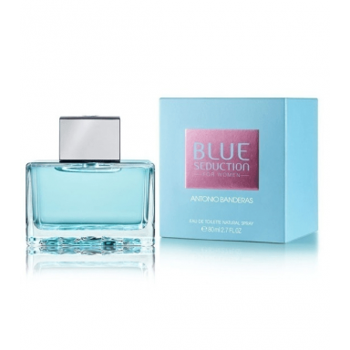 Antonio Banderas Blue Seduction Woman 80ml