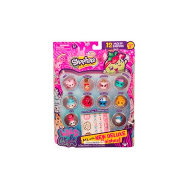 Shopkins S9 Pack 12