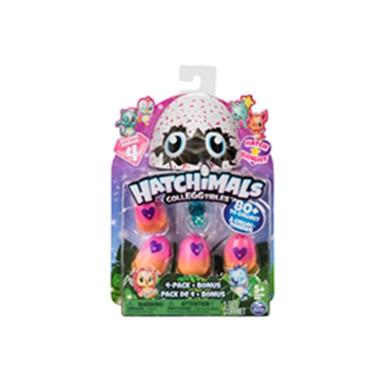 Hatchimals S4 pack de 4