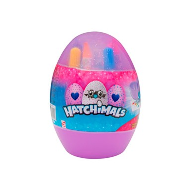 Hatchimals huevo creativo