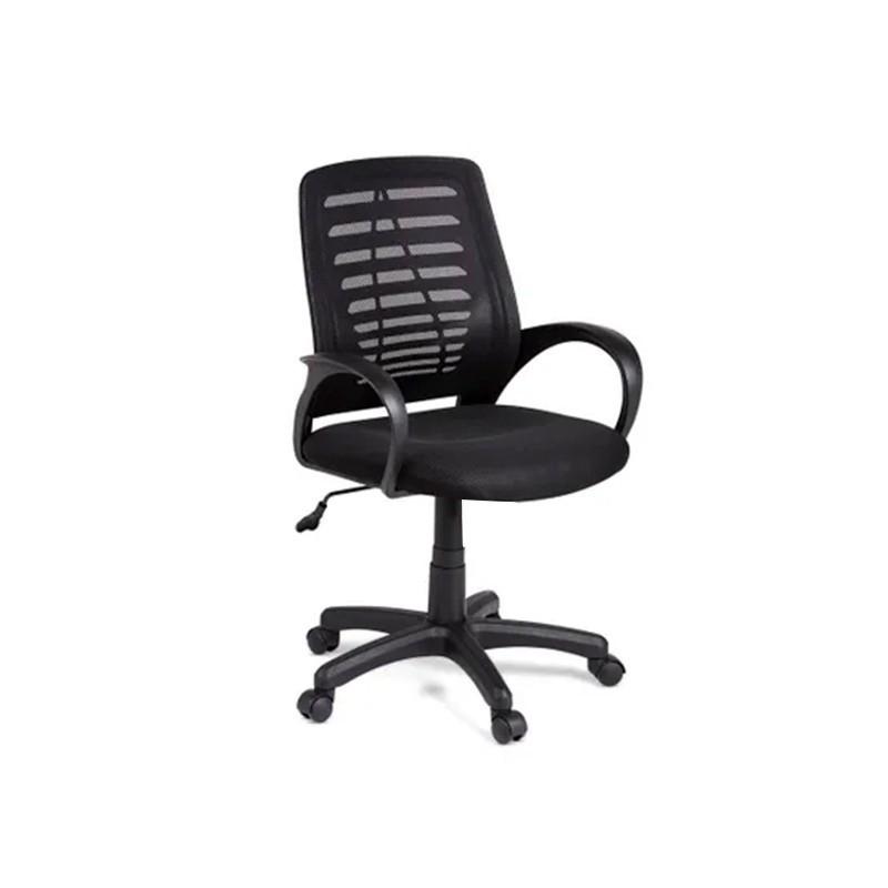 Silla giratoria para escritorio silla para pc for Sillas altas giratorias para oficina